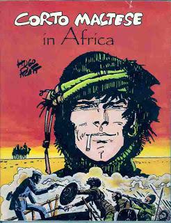 Corto Maltese in Africa