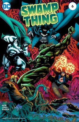 Swamp Thing Vol.6 #6