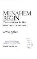 Menahem Begin
