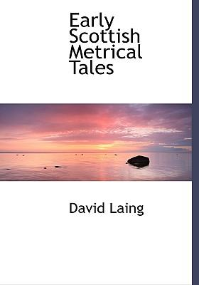 Early Scottish Metrical Tales