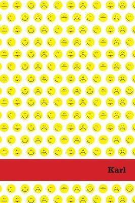 Etchbooks Karl, Emoji, College Rule