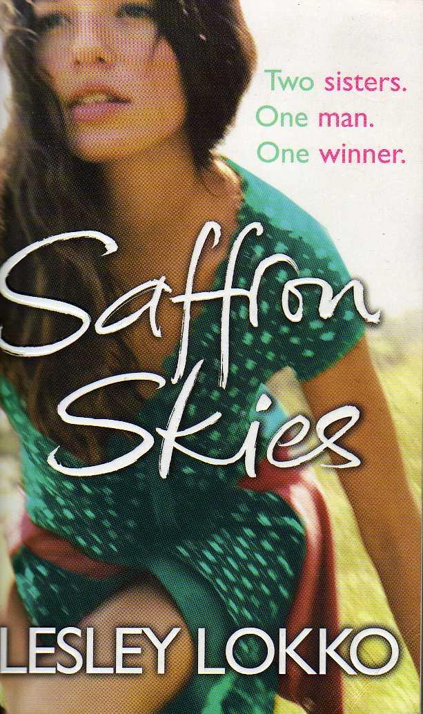 Saffron Skies
