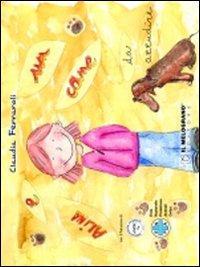 Alina e un cane da accudire
