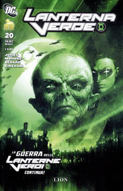 Lanterna Verde n. 20
