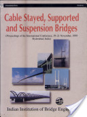 Cable Stayed, Supported And Suspension Bridges