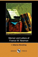 Memoir and Letters of Francis W. Newman (Dodo Press)