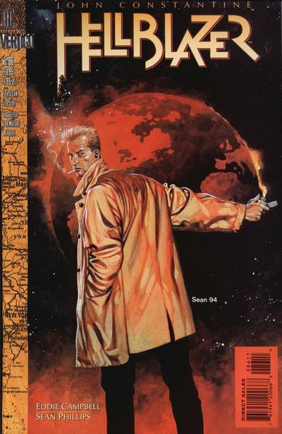 Hellblazer Vol.1 #86