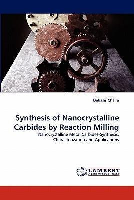 Synthesis of Nanocrystalline Carbides by Reaction Milling