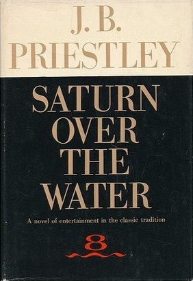 Saturn Over the Water