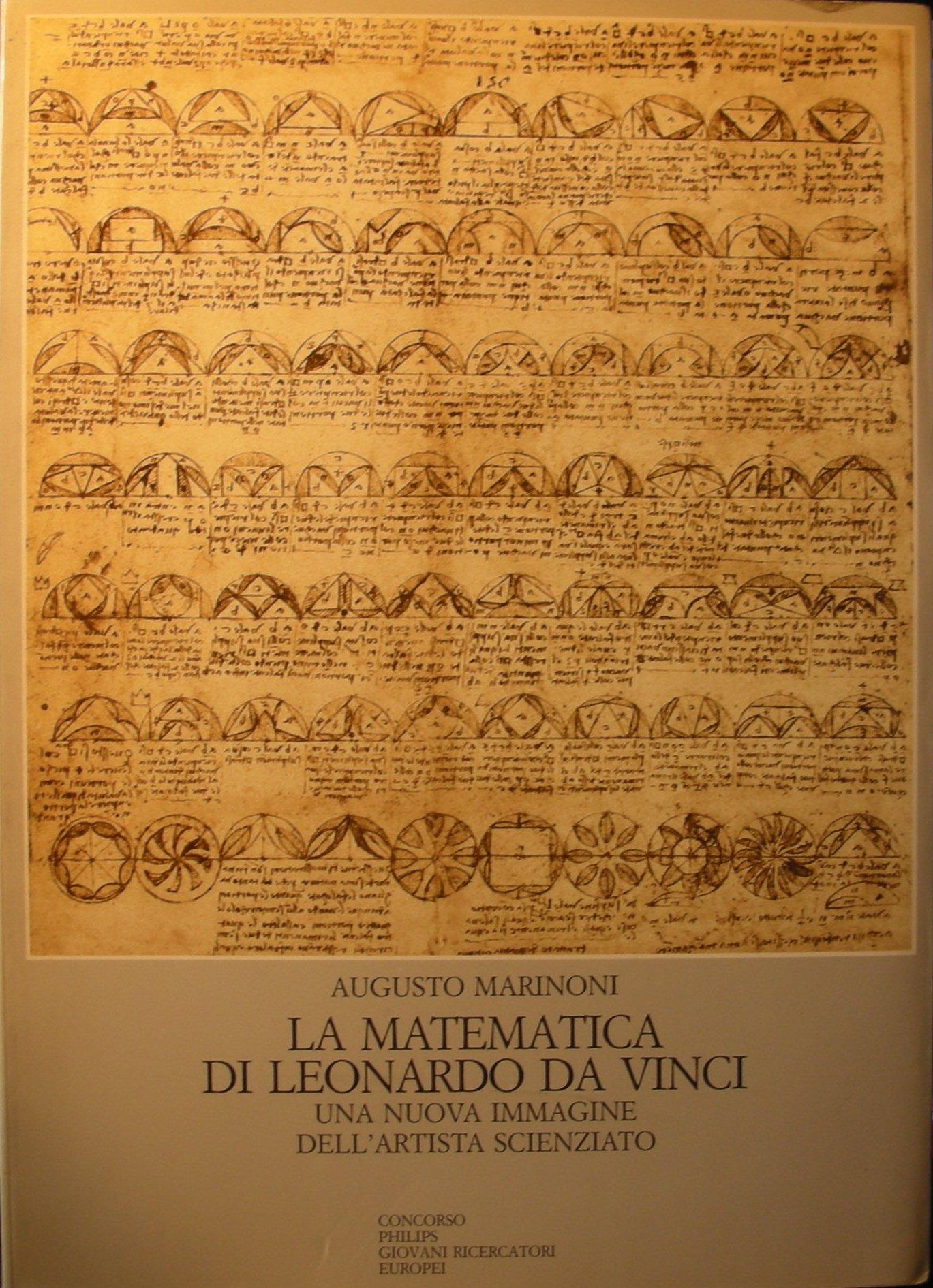 La matematica di Leonardo Da Vinci
