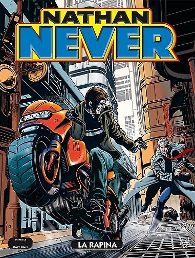 Nathan Never n. 287