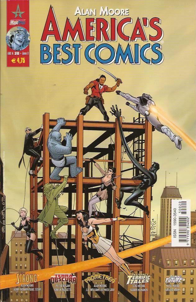 America's Best Comic...