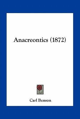 Anacreontics (1872)