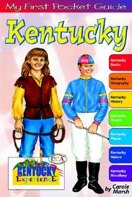 My First Pocket Guide About Kentucky