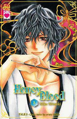 Honey Blood vol. 3