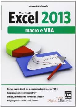Microsoft Excel 2013 macro e VBA