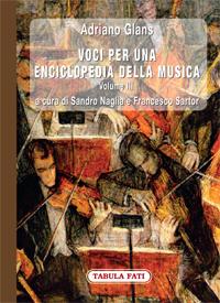 Voci per una enciclopedia della musica - Vol. 3