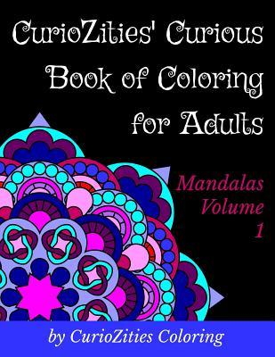 CurioZities' Curious Book of Coloring for Adults