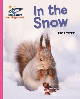 Reading Planet - In the Snow - Pink A