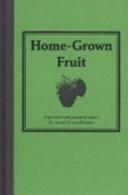 Home-Grown Fruit