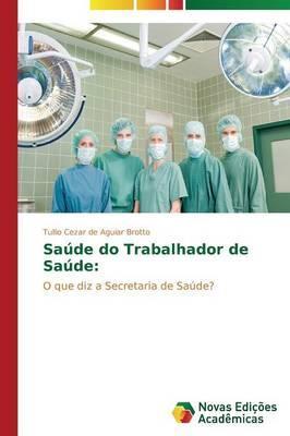 Saúde do Trabalhador de Saúde