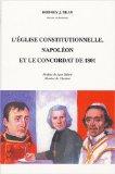 L'église constitutionnelle, Napoléon et le Concordat de 1801