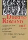Direito Romano - Vol. 2