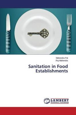 Sanitation in Food Establishments