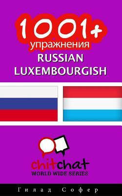 1001+ Exercises Russian - Luxembourgish
