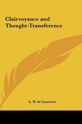Clairvoyance and Thought-Transference