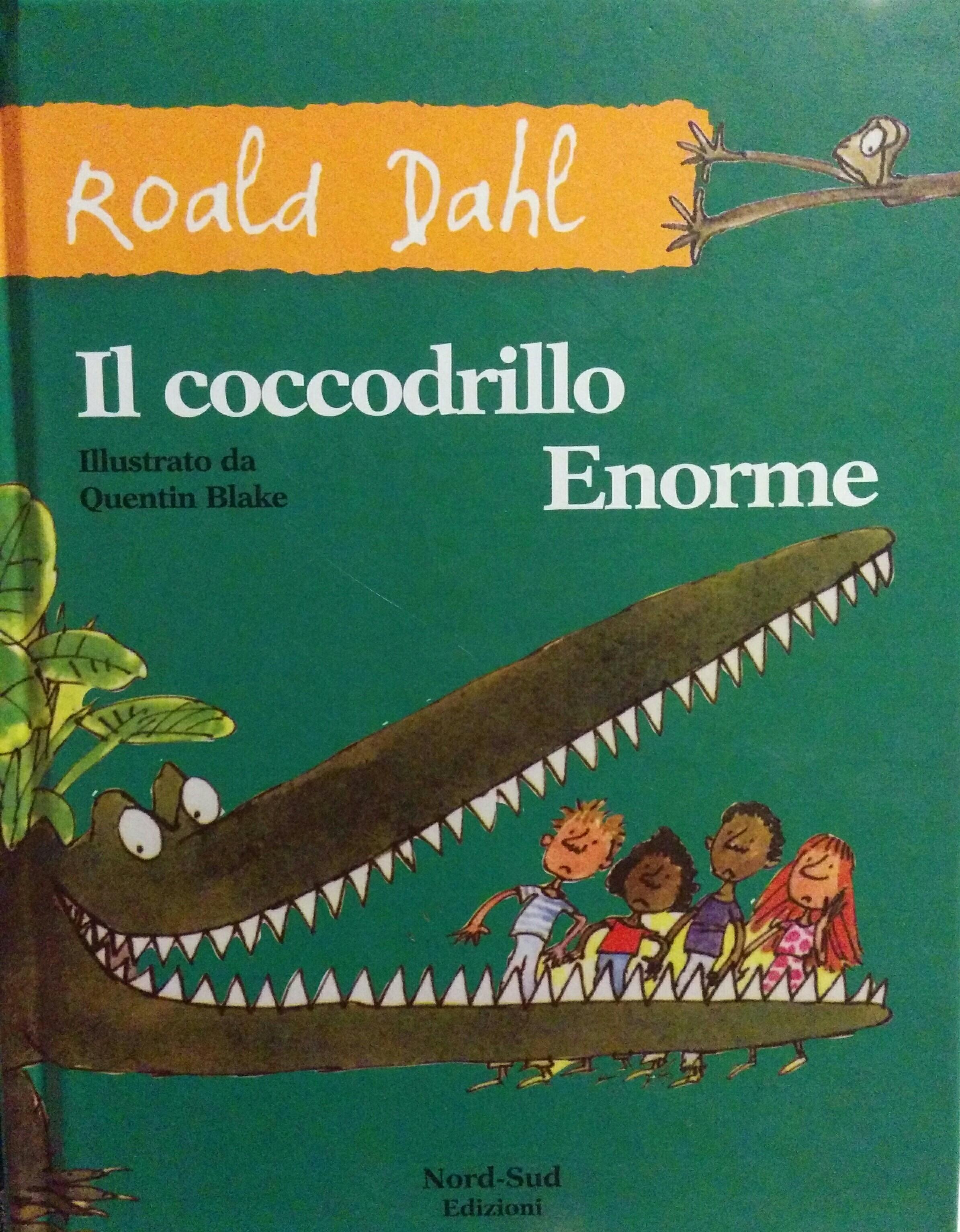 Il coccodrillo Enorm...