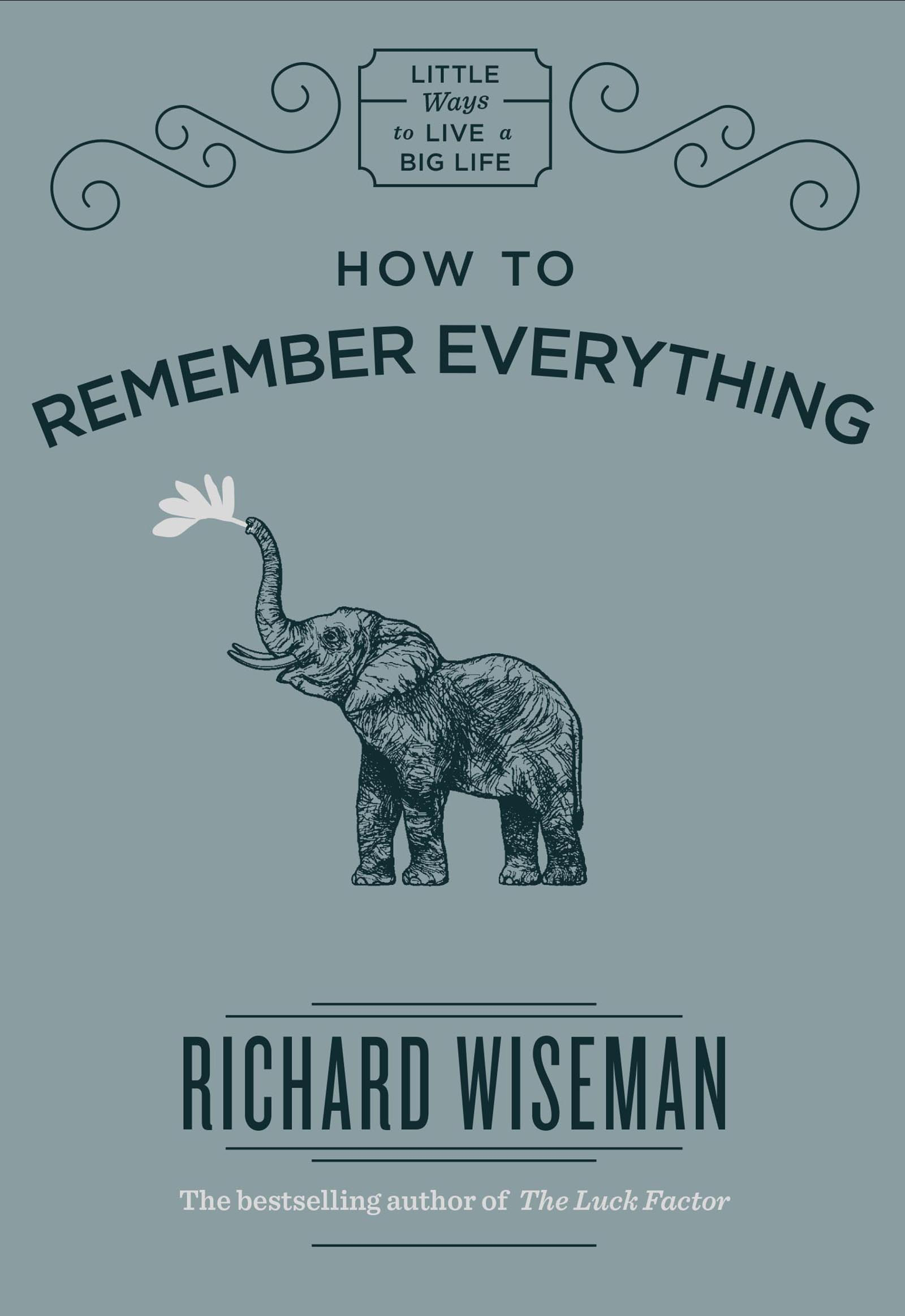 How to Remember Ever...