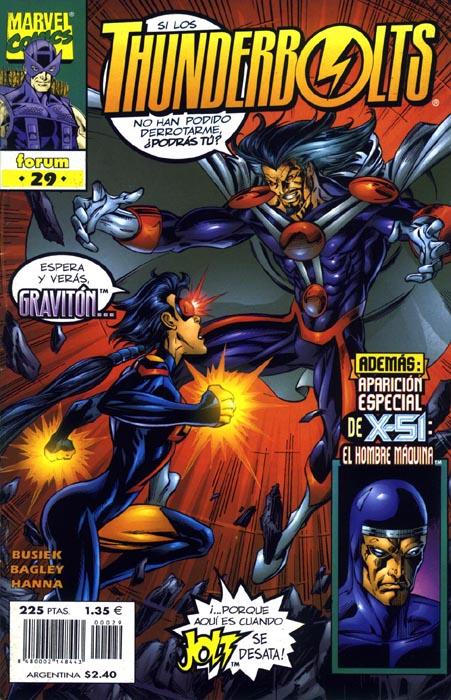 Thunderbolts Vol.1 #29 (de 40)