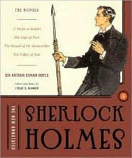 The New Annotated Sherlock Holmes: Novels v. 3
