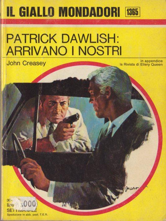 Patrick Dawlish: arrivano i nostri