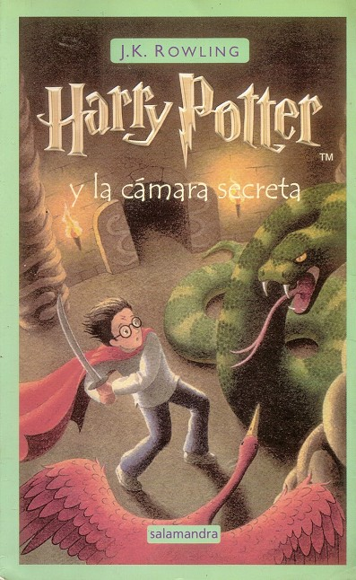 Harry Potter y La Ca...