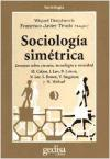 ENSAYOS SOBRE SOCIOLOGIA SIMETRICA