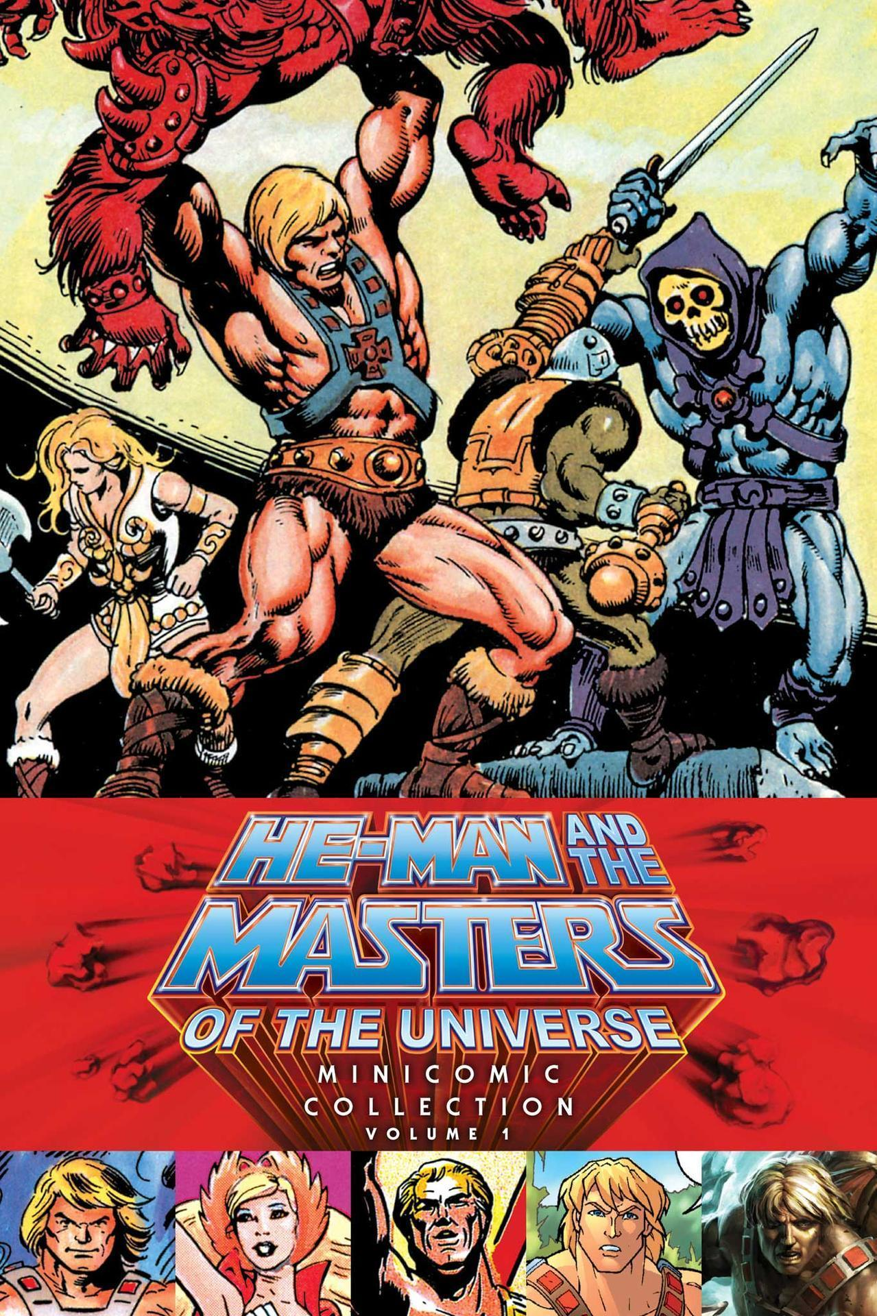 He-Man and the Maste...