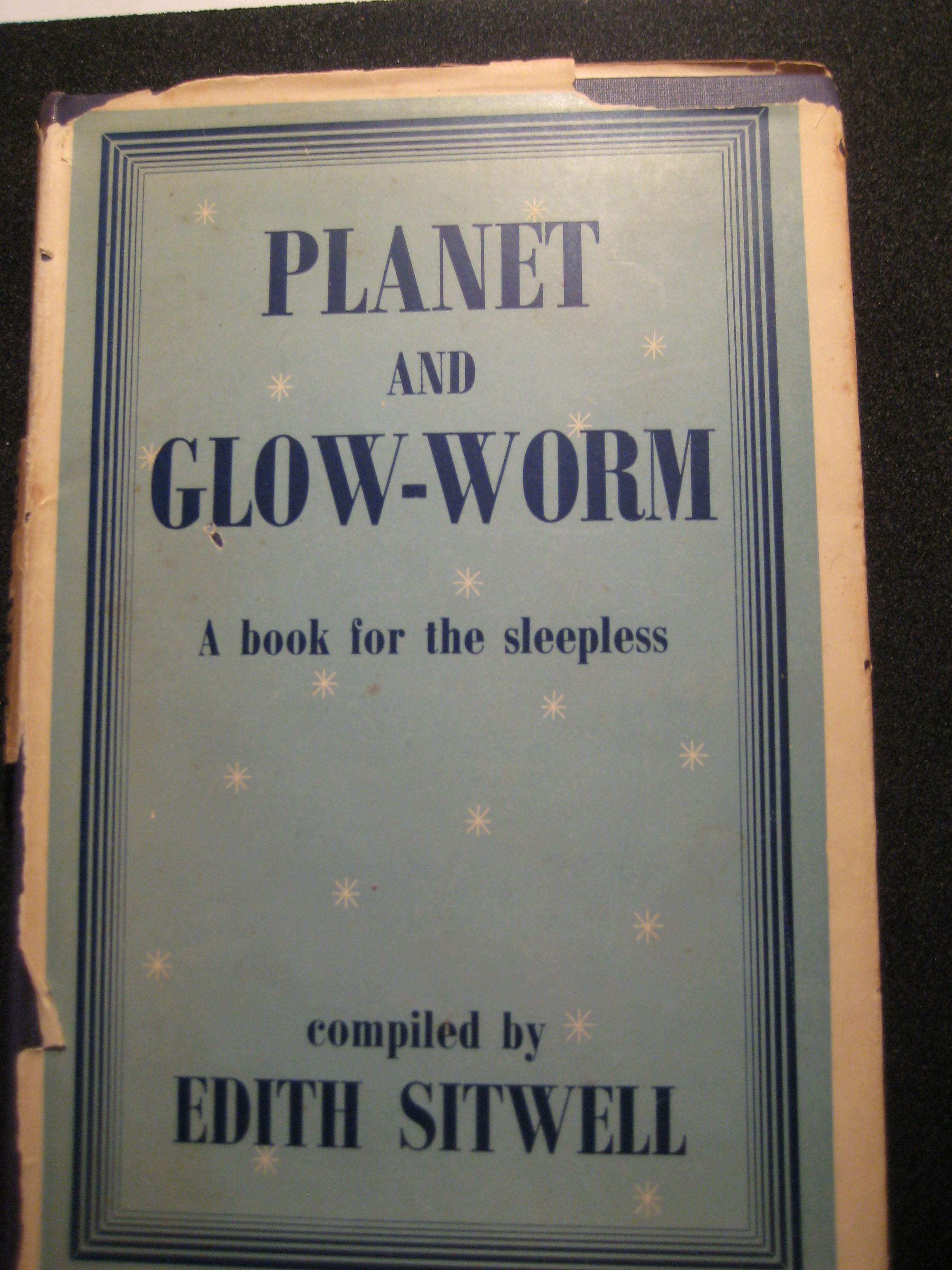 Planet and glow-worm