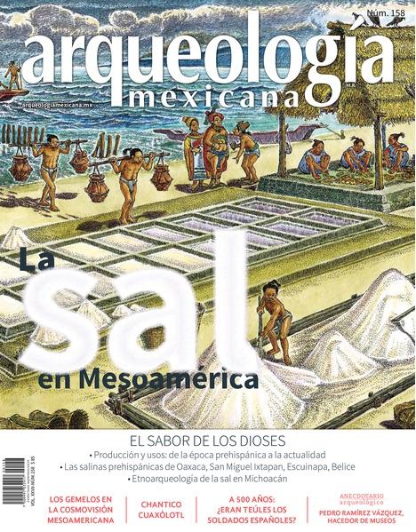 La sal en Mesoamérica