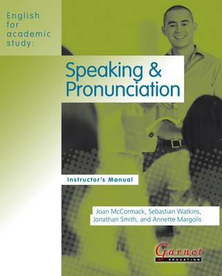 Speaking & Pronunciation US Edition (English for Academic Study)
