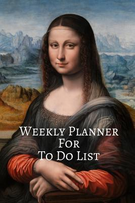 Weekly Planner For T...