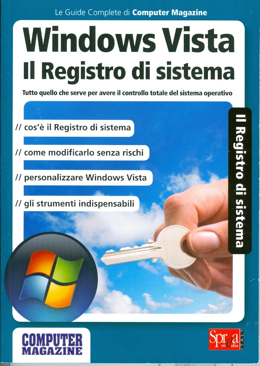 Windows Vista. Il registro di sistema