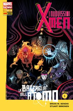 I nuovissimi X-Men n. 11