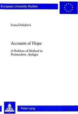 Accounts Of Hope