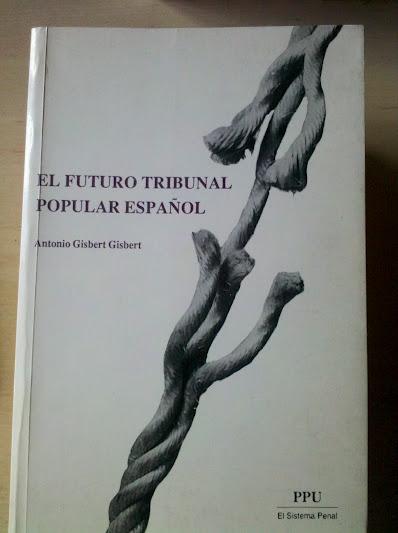 El futuro tribunal popular español