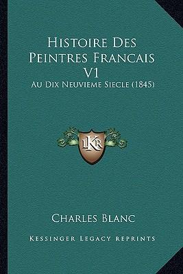 Histoire Des Peintre...