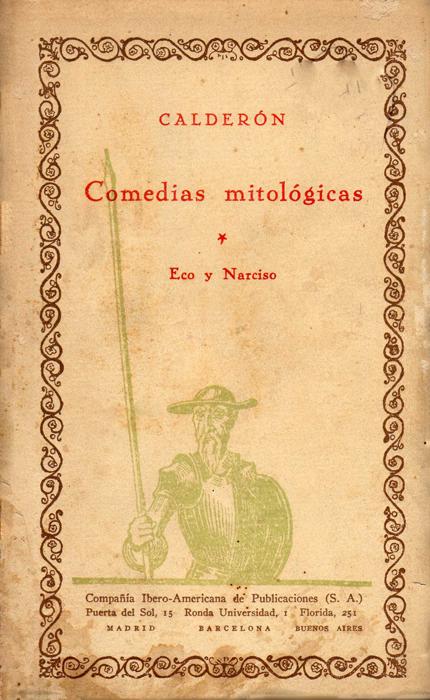Comedias mitológicas