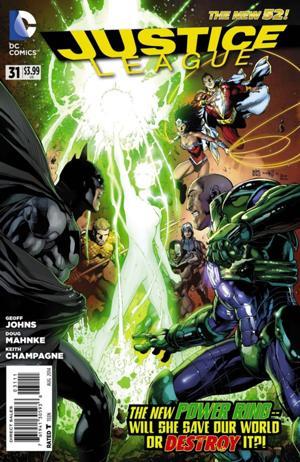 Justice League Vol.2 #31