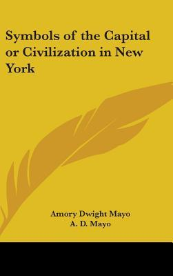 Symbols Of The Capital Or Civilization In New York